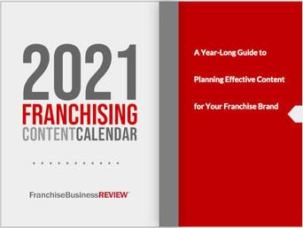 2021 Content Calendar Graphic