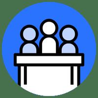 engaged employees icon